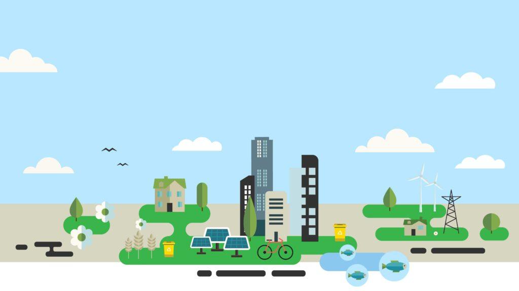 Illustration écosystème