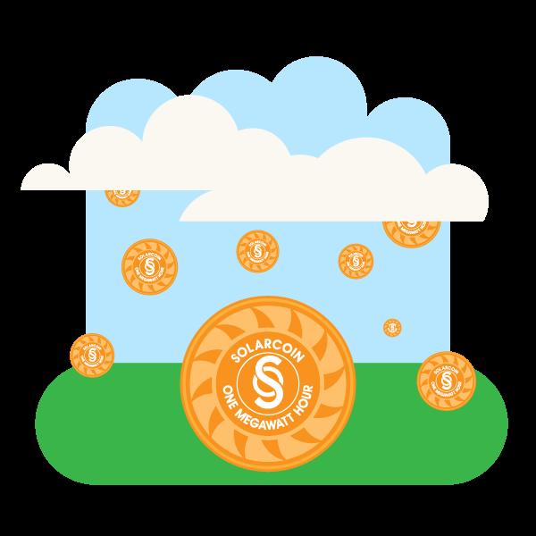 Le Solarcoin