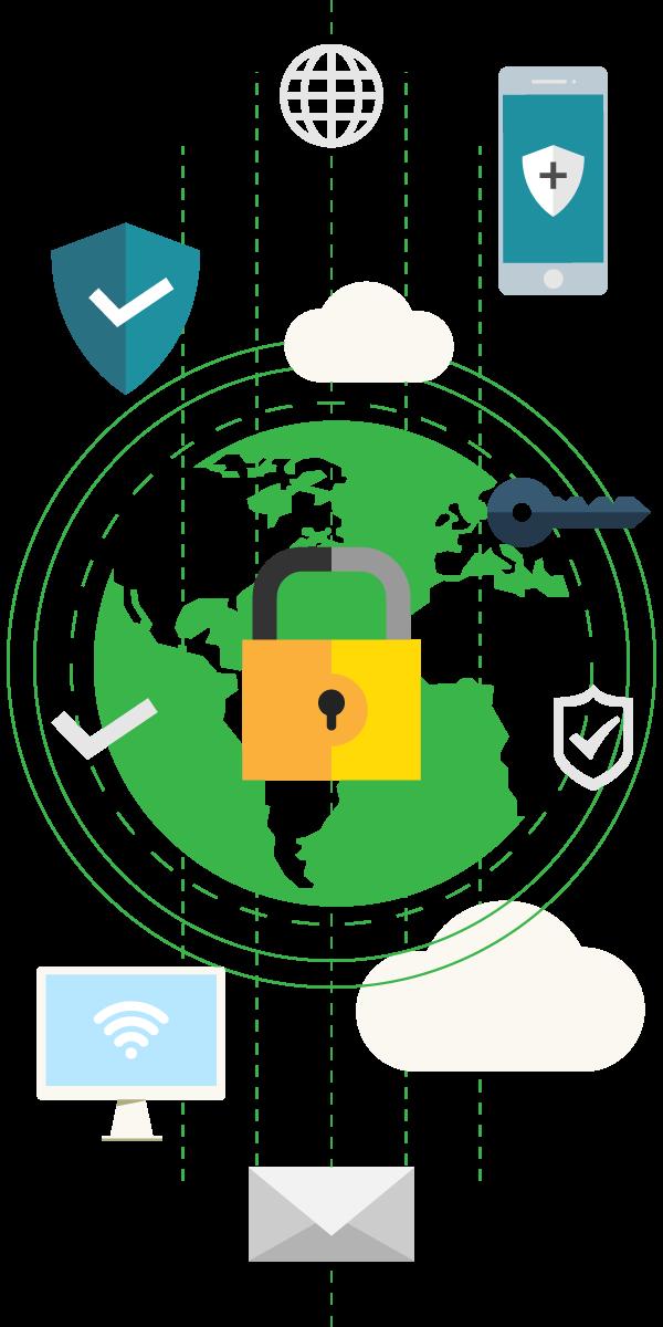 Illustration Protection des données